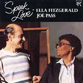 Ella Fitzgerald: Speak Love