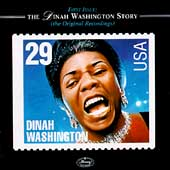 Dinah Washington: First Issue: The Dinah Washington Story (The Original Recordings)