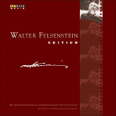 Walter Felsenstein Edition / Limited Edition: 7 Operas & Extensive Interviews and Documentaries [12 DVD]