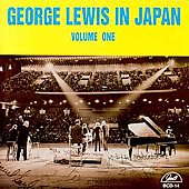 George Lewis (Clarinet): In Japan, Vol. 1