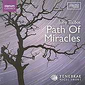 Talbot: Path of Miracles / Short, Tenebrae
