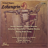 Wagner: Lohengrin;  Verdi / Guschlbauer, et al