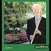 Mostly French - Debussy, Fauré, Ibert, et al / Willoughby