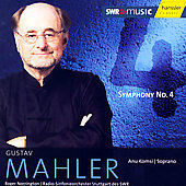Mahler: Symphony no 4 / A. Komsi, R. Norrington, Stuttgart