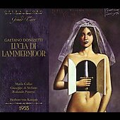 Grand Tier - Donizetti: Lucia di Lammermoor / Karajan