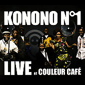 Konono No. 1: Live at Couleur Cafe [Digipak]