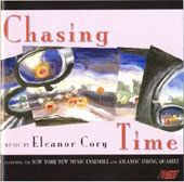Cory: Chasing Time, String Quartet no 2, etc / Kopperud, Gosling, Macomber, Atlantic String Quartet, et al