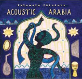 Various Artists: Putumayo Presents: Acoustic Arabia