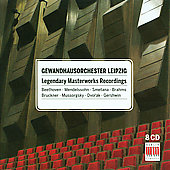 Leipzig Gewandhaus Orchestra - Legendary Masterwork Recordings