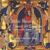 A Laurel for Landini - Landini, Wolkenstein, etc / Gothic Voices, et al