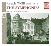 Wölfl: Symphony in G Minor Op 40, Symphony in C Major Op 41, etc / Serbin, Pratum Integrum, et al