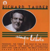 Richard Tauber sings Leh&aacute;r