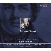 Schubert: 6 Moments Musicaux D.780; Allegretto D.915; Impromptus Opp. 90 & 142 / Paul Badura-Skoda, piano