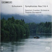 Schumann: Symphonies Nos. 3 & 4 [Hybrid SACD]