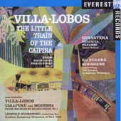Villa-Lobos: The Little Train of the Caipira
