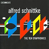Schnittke: Ten Symphonies / Segerstam