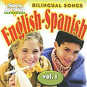 Sara Jordan: Bilingual Songs: English-Spanish, Vol. 1