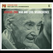 Howard Zinn: War And Civil Disobedience [Digipak]