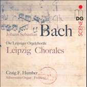 Bach: Leipzig Organ Chorales