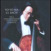 Bach: Unaccompanied Cello Suites / Yo-Yo Ma