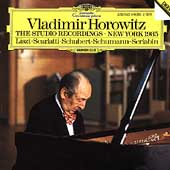 The Studio Recordings - New York 1985 / Vladimir Horowitz