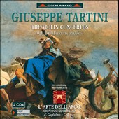 Giuseppe Tartini: The Violin Concerto, Vol. 16 - Felice Esta Dell Oro