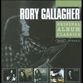 Rory Gallagher: Original Album Classics