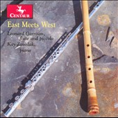 East Meets West / Music for flute