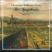 Gluck: Five Symphonies / Gaigg