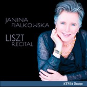 Liszt Recital / Janina Fialkowska, piano
