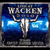 Various Artists: Wacken 2010 - Live at Wacken Open Air Festival [Digipak]