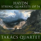 Haydn: String Quartets, Op. 74 / Takacs Quartet