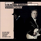 Steve Gerard and the National Debonaires: Voodoo Workin [Digipak] *