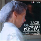 J.S. Bach: Complete Partitas / Edith Picht-Axenfeld, harpsichord