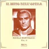 Il Mito dell'Opera: Nicola Martinucci, Vol 2
