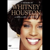Various Artists: Whitney Houston: In Memory Of [DVD]