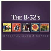 The B-52s: Original Album Series [Box] *