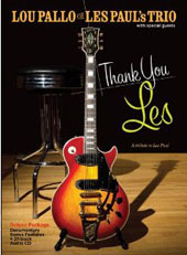 Lou Pallo: Thank You Les: A Tribute to Les Paul *