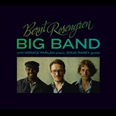 Bernt Rosengren Big Band/Bernt Rosengren (Sax): Big Band with Horace Parlan & Doug Raney [Digipak]