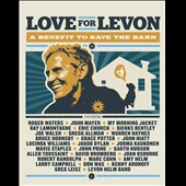 Various Artists: Love for Levon: A Benefit to Save the Barn [2DVD/2CD] [Digipak]