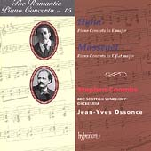 The Romantic Piano Concerto 15 - Hahn, Massenet / Coombs