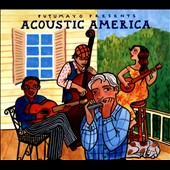 Various Artists: Putumayo Presents: Acoustic America [Digipak]