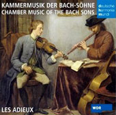 Kammermusik der Bach-Söhne (Chamber Music by the Bach Sons)