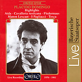 Placido Domingo 1976-1981