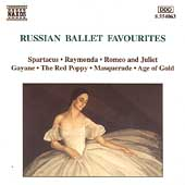 Russian Ballet Favorites