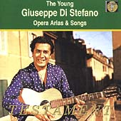 The Young Giuseppe Di Stefano - Opera Arias & Songs