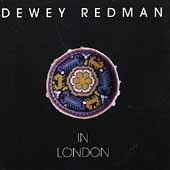 Dewey Redman: In London