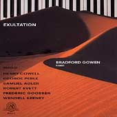 Exultation - Adler, Evett, Perle, et al / Bradford Gowen