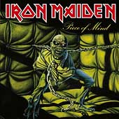 Iron Maiden: Piece of Mind [Limited Edition]