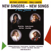 Various Artists: New Singers - New Songs '93